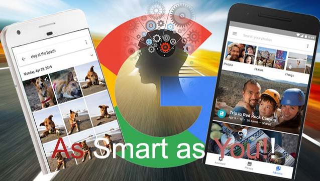 Digging deeper into the intelligence behind Google Photos